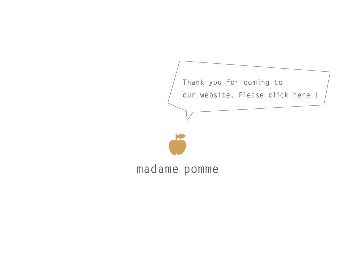 madame pomme website